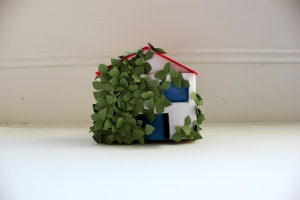 Ruby Matchbox House 1