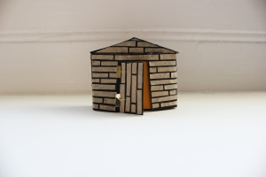 Ruby Matchbox House 2