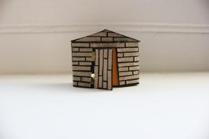 Ruby Matchbox House 2