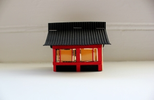 Ruby Matchbox House 3