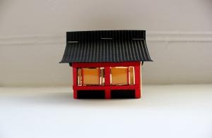 Ruby Matchbox House 3